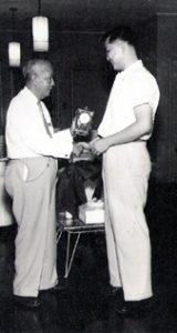 1950s Awarding GPL sales agent