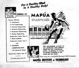 1953 MIT print ad
