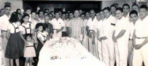 1958 AY and family at Malayan Insurance anniversary