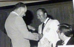 1979 AY at John Brinkly award
