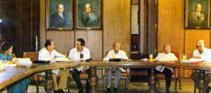 1982 AY at GPL Board Meet