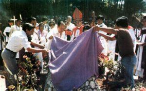 1983 AY at Dedication of ETY Building Sagada