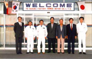 1992 AY and TSY in Honda Suzuka (1)