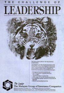 1993 Malayan The Challenge of Leadership