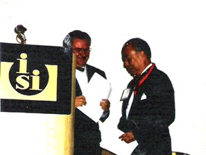 1997 AY elected to IIS Hall of Fame
