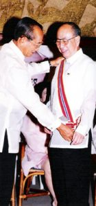 1998 AY and FVR Order of Sikatuna - cropped