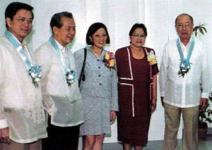 1999 AY at opening of YGC Palawan offices