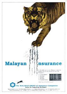 1999 Malayan Roaring Tiger copy