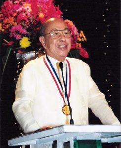 2000 AY TOFIL award