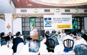 2000 AY at Malayan 70th anniversary