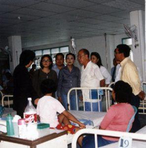 2001 AY visits Davao Medical Center (2)
