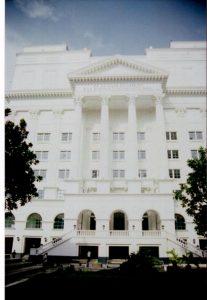 2001 AYF Don Enrique T. Yuchengco Memorial Hall DLSU