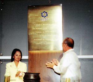 2001 RCBC Plaza inauguration (2)