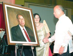 2004 AY at Malayan 75th anniversary -YSY