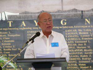 2006 AY at Bantayog ng mga Bayani