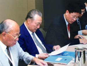 2006 AY attends ABA 22nd Gen Meeting (3)