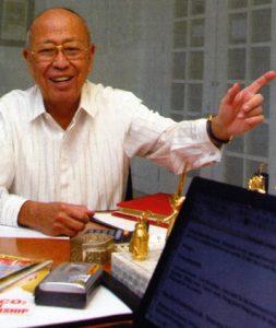 2008 AY at 85
