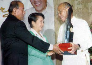 2008 AY receives BNA award