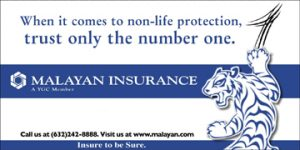 2010 Malayan Trust only the number one billboard