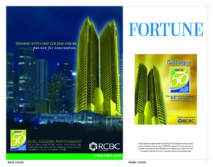 2010 RCBC 50 Years - fortune mag front cover1