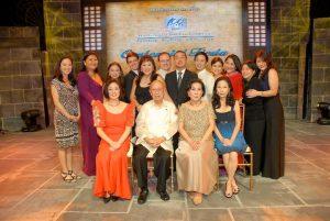 2011 AY and Yuchengco family at YGC Centennial Fiesta