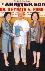 2011 Philconsa Leadership Award