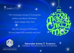 2011 YGC Christmas Card