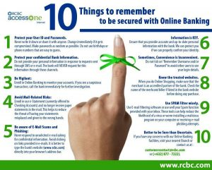 2012 RCBC Ten Things to Remember