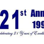 2013 Honda Cars QC 21st anniversary banner