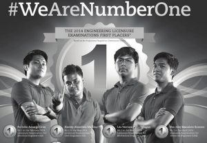 2014 MIT We are Number 1