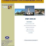 Corrigedor Contemporary Tour