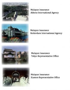International Agencies and Rep Offices