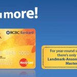 Landmark Anson's – RCBC Bankard MasterCard