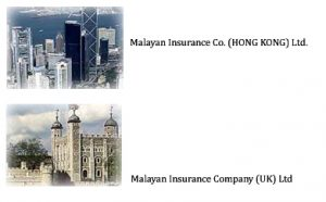 Malayan Foreign Subsidiaries