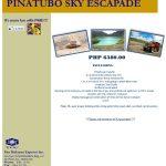Pinatubo Sky Escapade