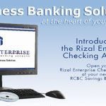 Rizal Enterprise Checking Account System