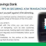 Securing ATM Transaction
